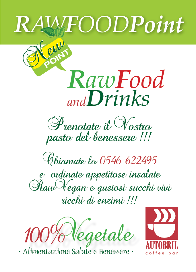 RAWFOODPoint - RawFood and Drinks